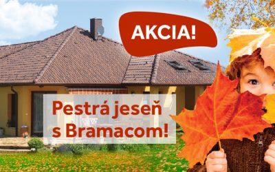 Pestrá jeseň s Bramacom!