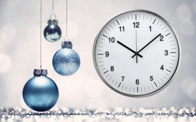 Otváracie hodiny počas vianočných sviatkov